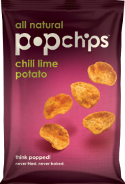 POPCHIPS CHILI LIME