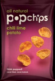 POPCHIPS CHILI LIME