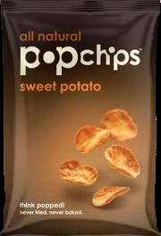 POPCHIPS SWEET POTATO