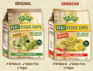 REAL DEAL VEGGIE CHIPS