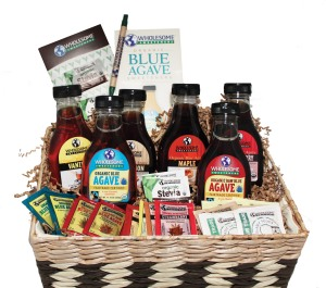 WHOLESOME SWEETENERS GIFT BASKET