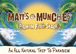 MATTS MUNCHIES LOGO