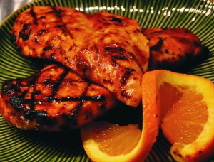 STUBBS CITRUS CHICKEN