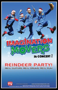 MOVERS HOLIDAY POSTER