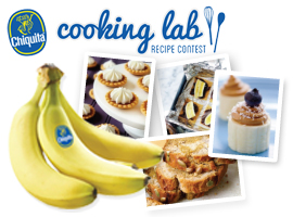CHIQUITA COOKING CONTEST