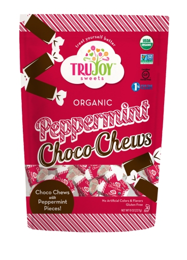 Peppermint Choco Chews