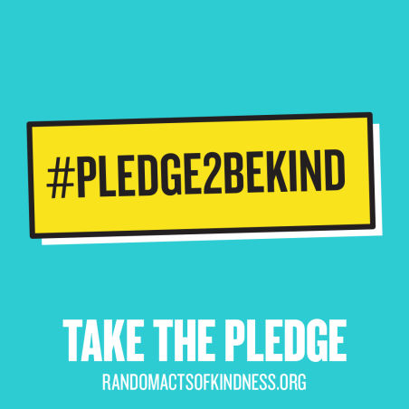 #PledgeToBeKind_badge_teal