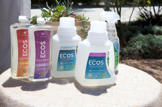 ECOS environmentally friendly cleaning products